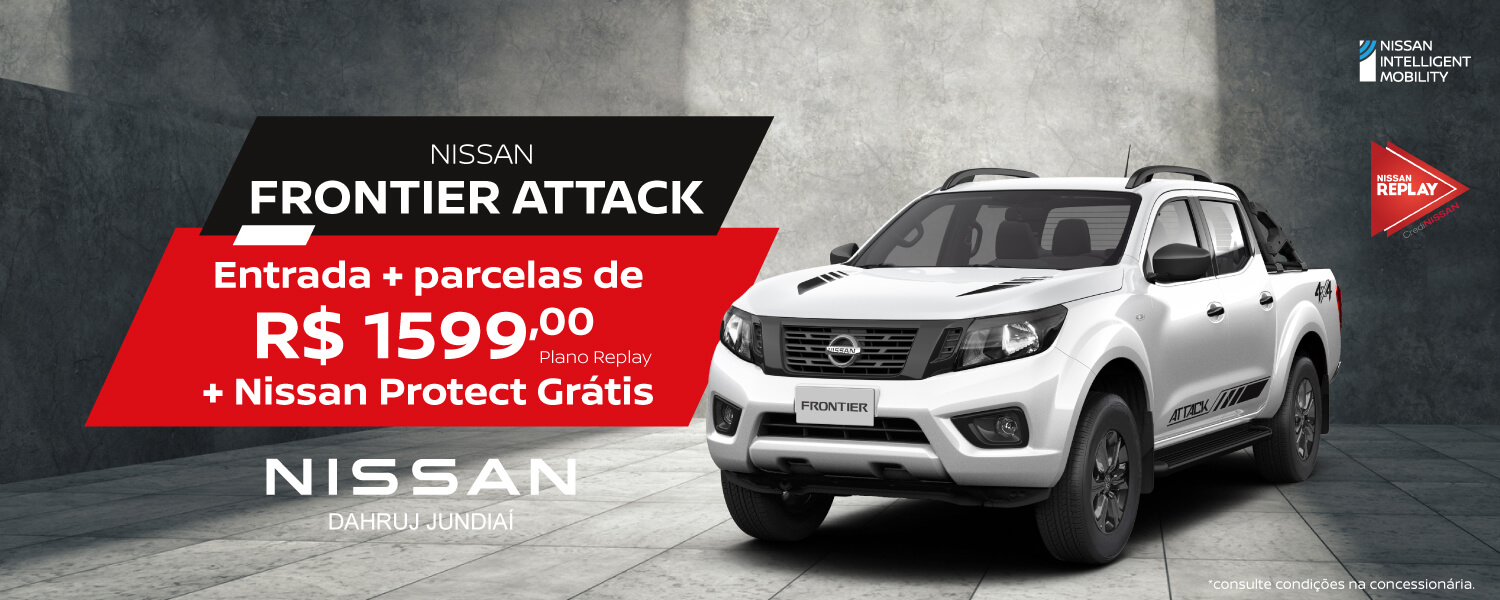 Oferta do Mês - Banner site - Frontier Attack