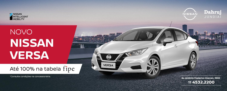 Nissan - Outubro - 2021 - Banner site